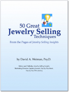 50 Great Jewelry Selling Techniques