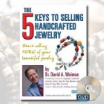 The 5 Keys to Selling Handcrafted Jewelry DVD-CD-Workbook