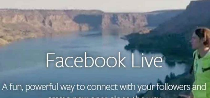 How to Use Facebook Live and Help Grow Your Audience
