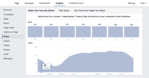 How to Use Facebook Live and Help Grow Your Audience. Facebook Insights